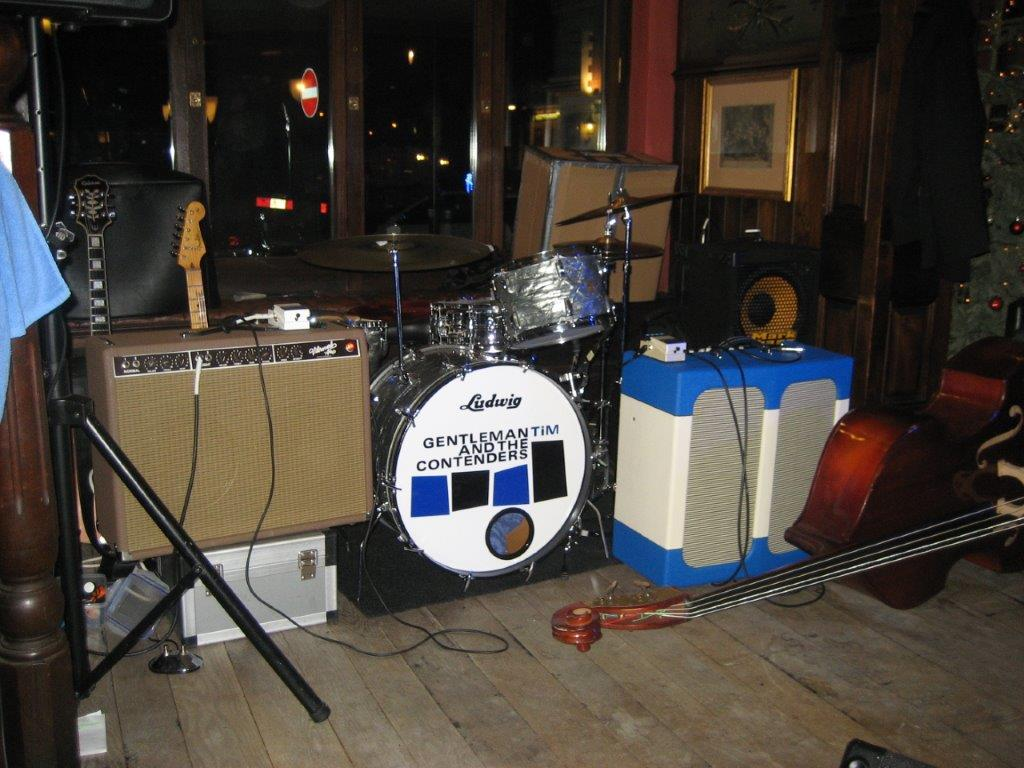 The band's classic 50's