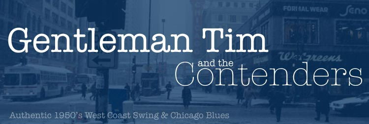 gentleman tim & the contenders - Authentic